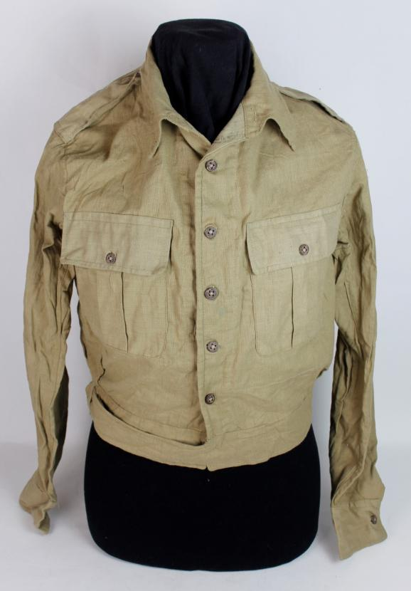 WW2 Indian Aertex Battledress 1944