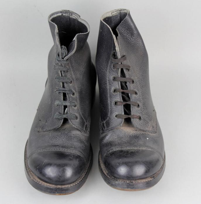 British Army 'Ammunition' Ankle Boots
